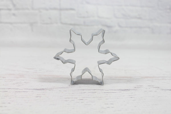 Snowflake Cookie Cutter | Pop Roc Parties