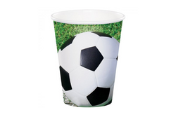 Soccer Ball Party Cups | Pop Roc Parties