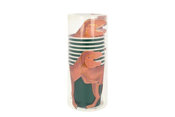 T-Rex Party Cups | Pop Roc Parties