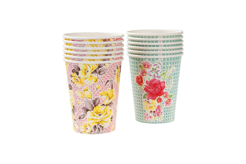 Truly Scrumptious Paper Cups-Pop Roc Parties