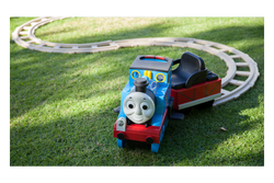 Ride-on Thomas the Tank Engine - Pop Roc Parties