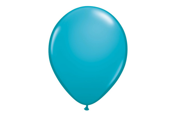 Tropical Teal Balloon Pack