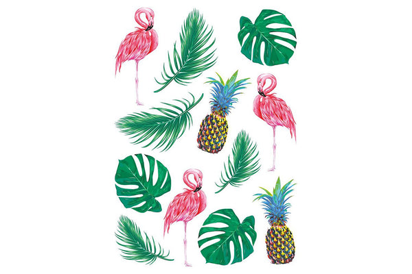 Tropical Temporary Tattoos | Pop Roc Parties