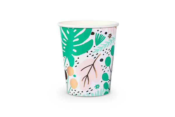 Tropicale Party Cups | Pop Roc Parties