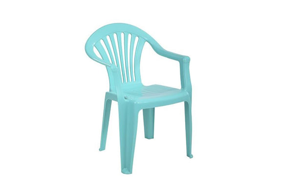 Turquoise Chair-Pop Roc Parties