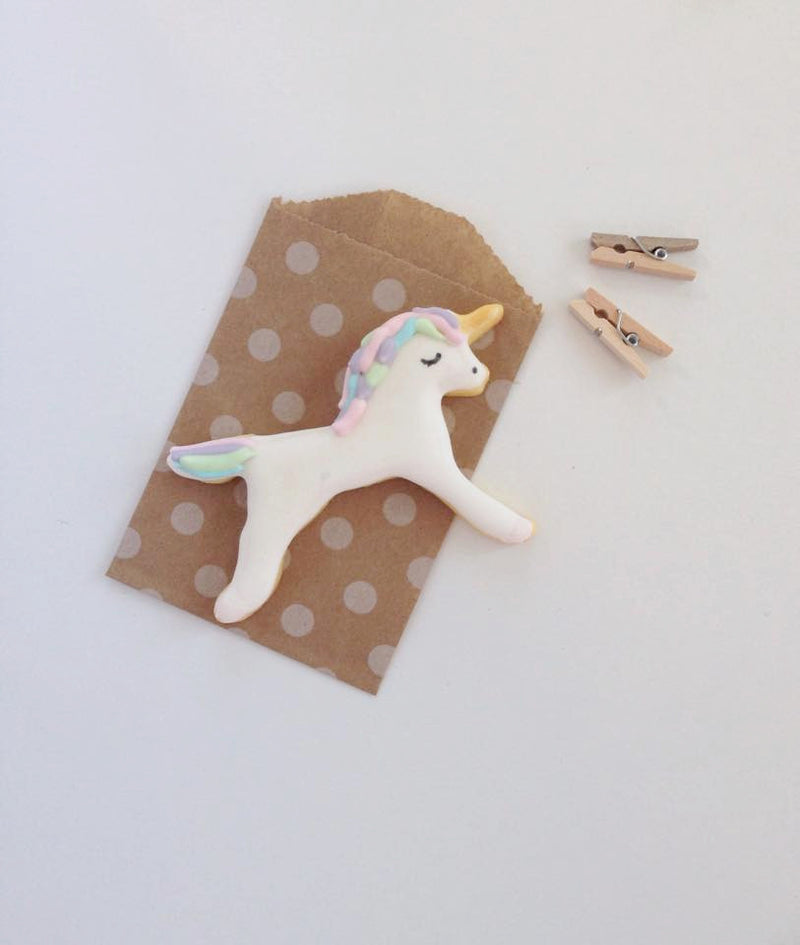 Mini Unicorn Cookie Cutter - Pop Roc Parties