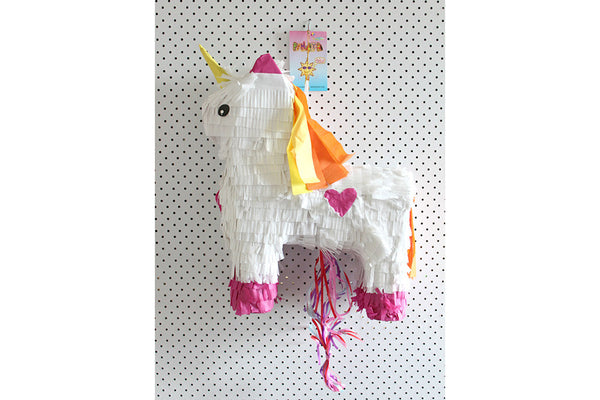 Unicorn Pinata | Pop Roc Parties