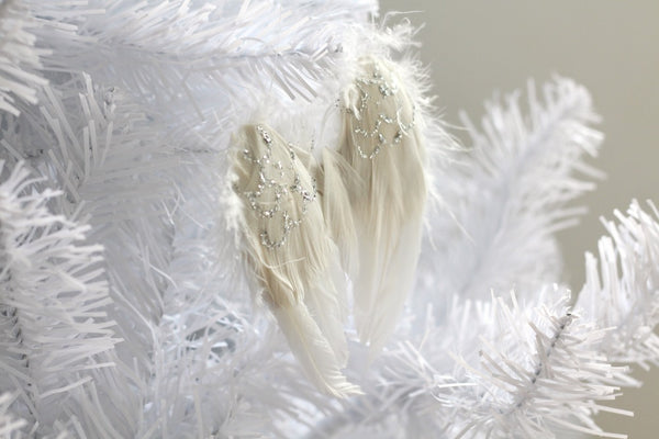 Angel Wings Christmas Decoration | Pop Roc Parties