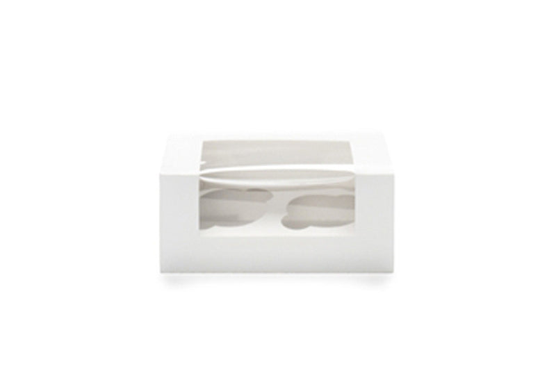 White Patisserie Window Box | Pop Roc Parties