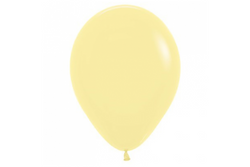 Pastel Yellow Balloon Pack | Pop Roc Parties