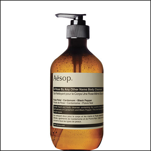 Aesop - Body Cleanser - A Rose By Any Other Name