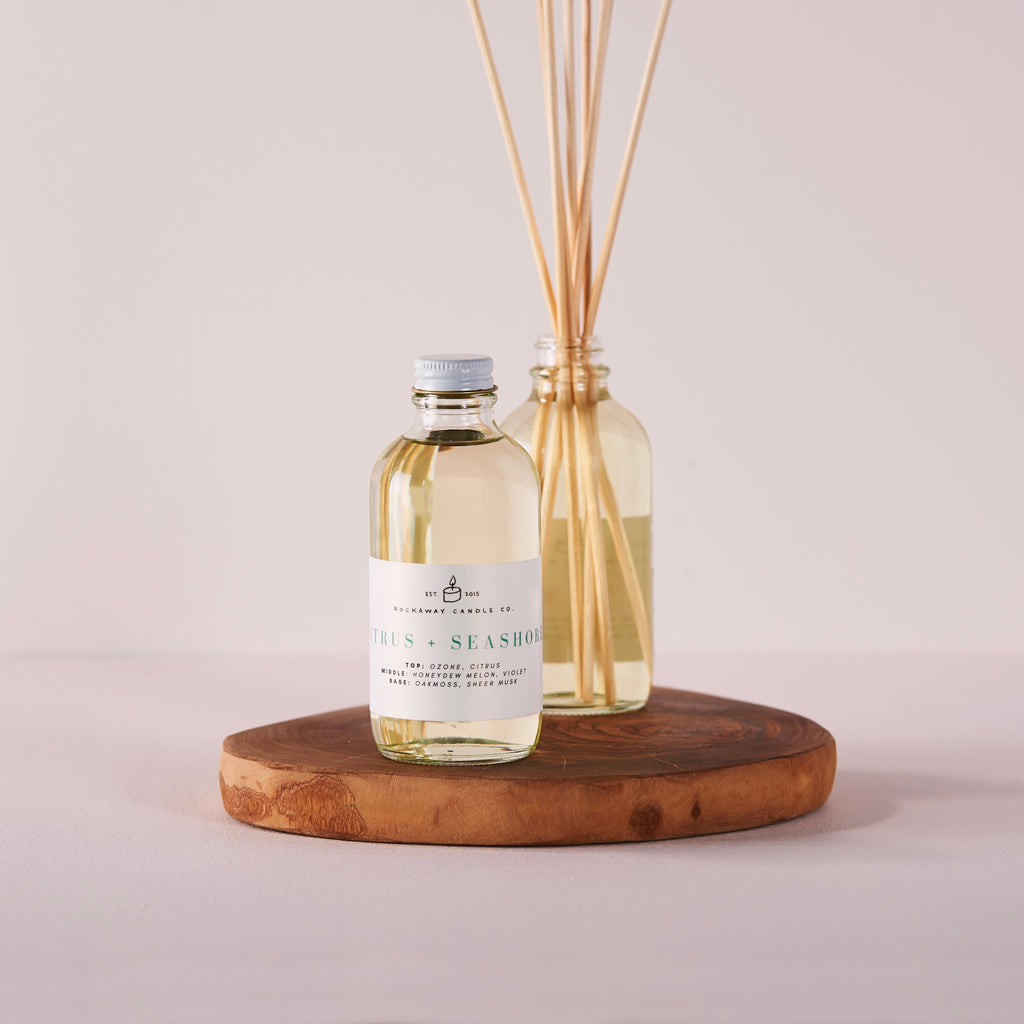Citrus + Seashore Reed Diffuser