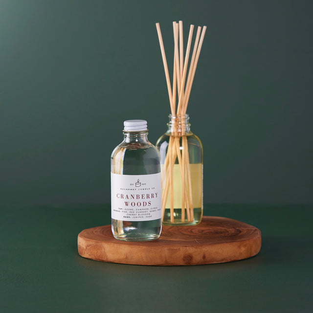 Cranberry Woods Reed Diffuser