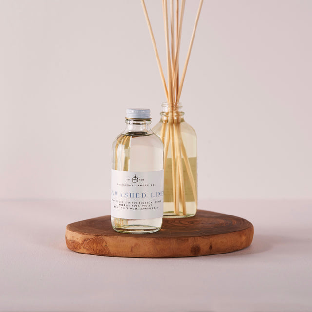 Sunwashed Linen Reed Diffuser
