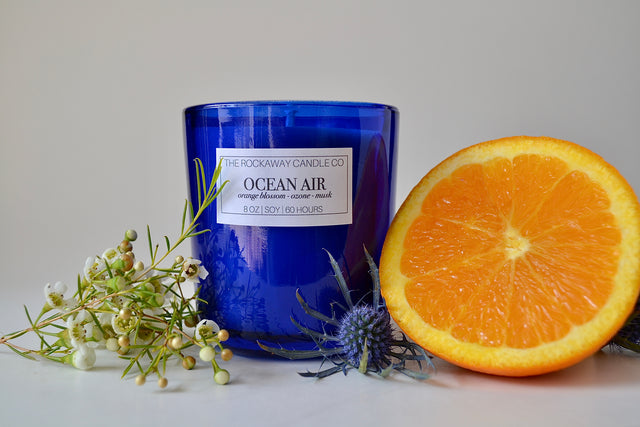 Ocean Air Soy Candle