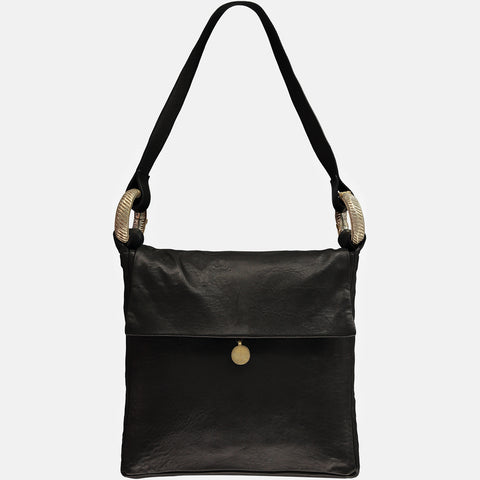 RUBY RAE - Bracelet Bag - Black