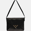 MAYA – Studded Envelope Bag -Black NEW