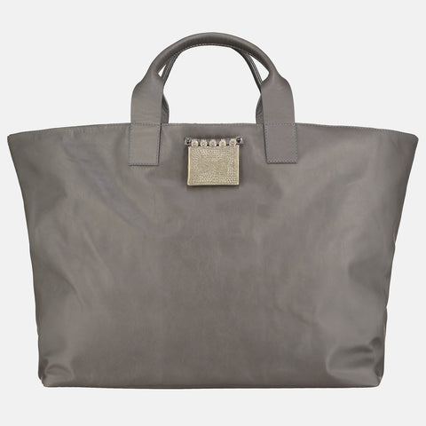 UMA - Tote Bag - Light Grey