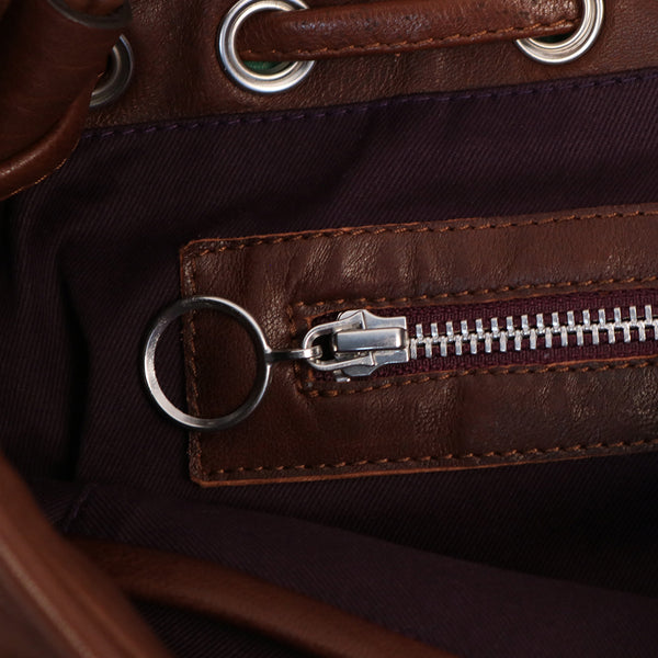 zip interior detail