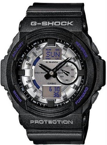 Casio G-Shock Analog-Digital Grey Dial Watch - GA-150MF-8ADR (G401) - Fragume.com