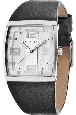 Police Analog White Dial Men's Watch - PL13937MS/04 - Fragume.com