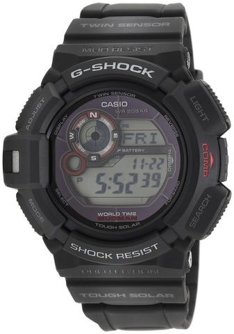 Casio G-Shock Professional Digital Grey Dial Watch - G-9300-1DR (G342) - Fragume.com