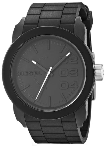 Diesel Designer Analog Black Dial Watch - DZ1437 - Fragume.com