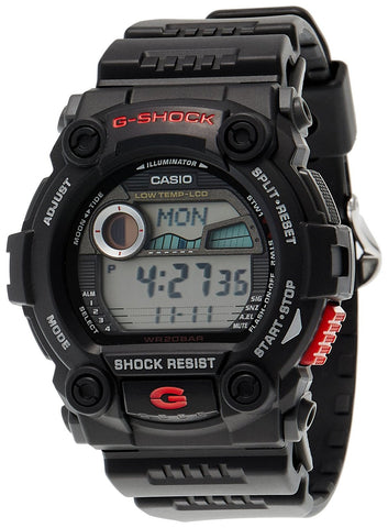 Casio G-Shock Digital Grey Dial Watch - G-7900-1DR (G260) - Fragume.com