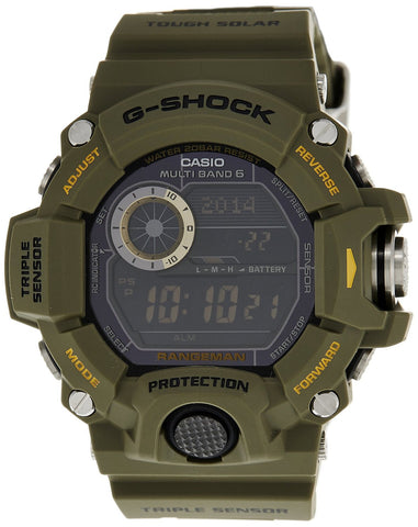 Casio G-Shock Digital Black Dial Watch - GW-9400-3DR (G486) - Fragume.com