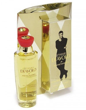 Antonio Banderas Diavolo Extremely For Women (100ml) - Fragume.com