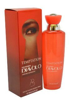 Antonio Banderas Diavolo Temptation per Donna For Women (100ml) - Fragume.com