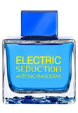 Antonio Banderas Electric Blue Seduction For Men (100ml) - Fragume.com