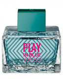 Antonio Banderas Play In Blue Seduction For Women (100ml) - Fragume.com
