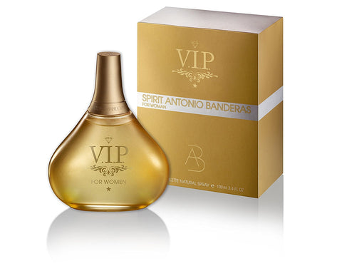 Antonio Banderas Spirit VIP For Women (100ml) - Fragume.com