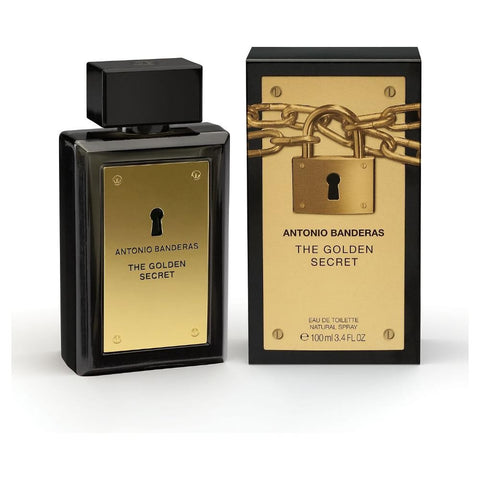 Antonio Banderas The Golden Secret For Men (100ml) - Fragume.com