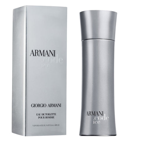 Armani Code Ice EDT For Men (125ml)