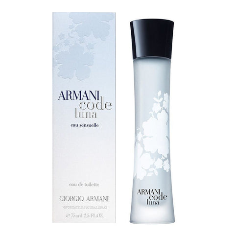 Armani Giorgio Code Luna EDT For Her (75ml) - Fragume.com