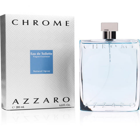 Azzaro Chrome EDT For Men (200ml)