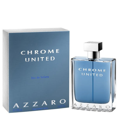 Azzaro Chrome United 100ml Men Perfume - Fragume.com
