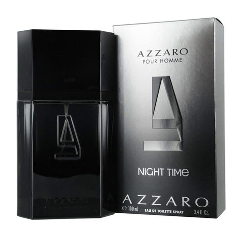Azzaro Pour Homme Night Time EDT For Men (100ml)