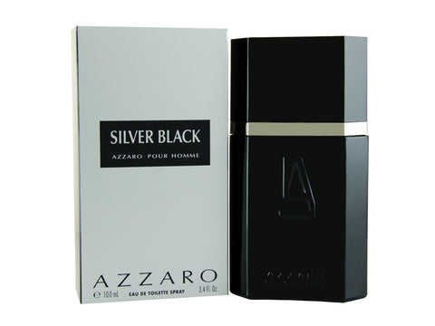 Azzaro Pour Homme Silver Back EDT For Men (100ml)