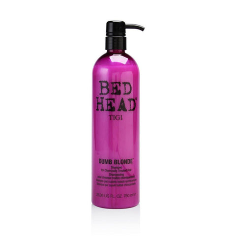 Bed Head Dumb Blonde Shampoo For Chemically Treated Hair (750ml)