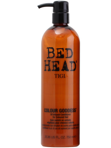Bed Head Head Colour Goddess Oil Infused Shampoo (750ml)