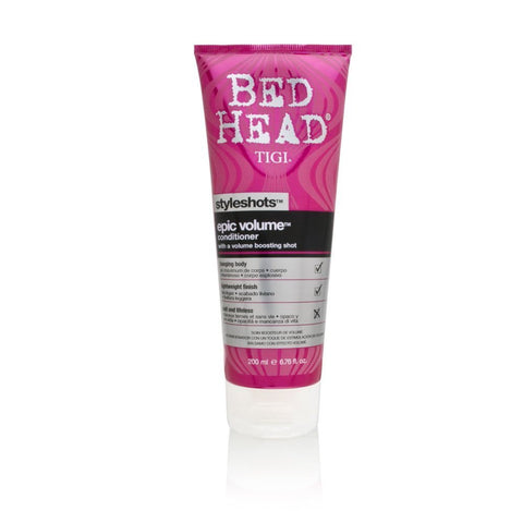 Bed Head Styleshots Epic Volume Conditioner (200ml)