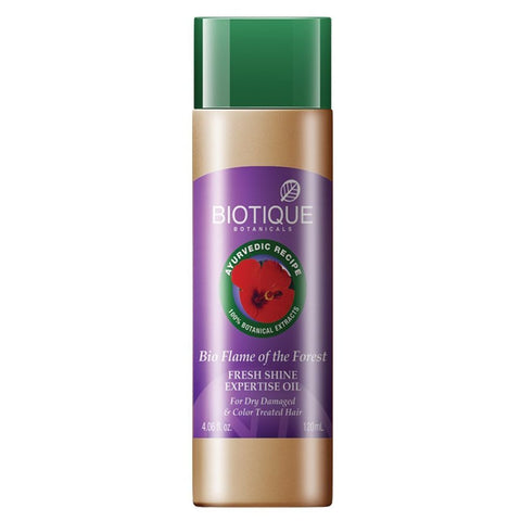 Biotique Flame Hair Oil For Colored Hair (800ml)