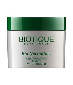 Biotique Nyctanthes Hand Cream (65g)