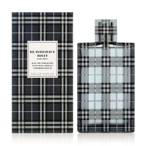 Burberry Brit EDT For Men (100ml) - Fragume.com