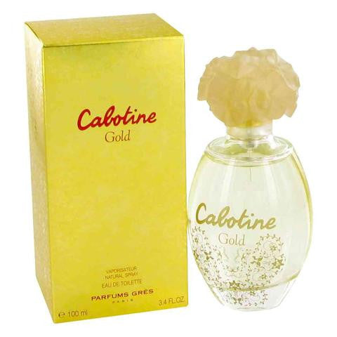 Cabotine Gold EDT For Her (100ml) - Fragume.com