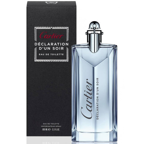 Cartier Declaration D'un Soir EDT For Men (100ml)