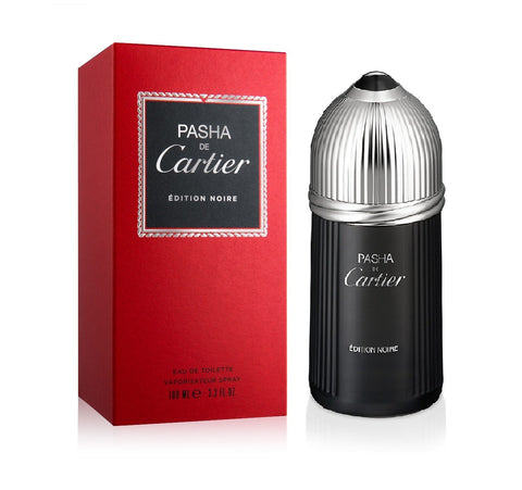 Cartier Pasha De Cartier Edition Noire EDT For Men (100ml)